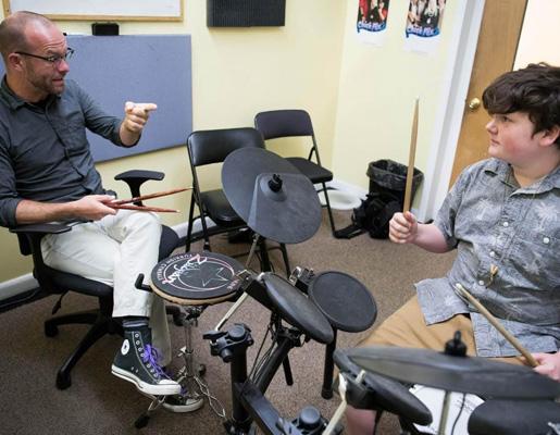 Drum Classes
